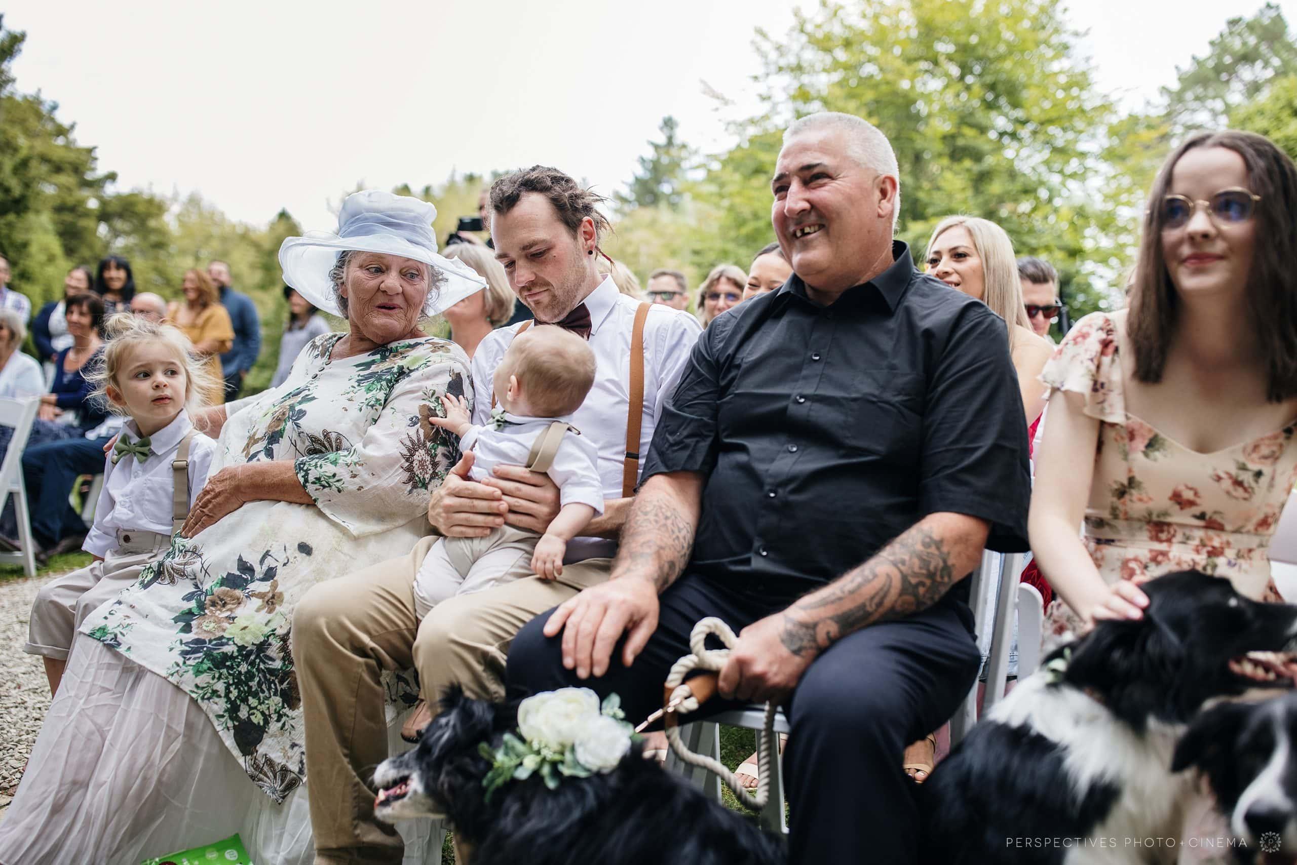 Kumeu Valley Estate wedding