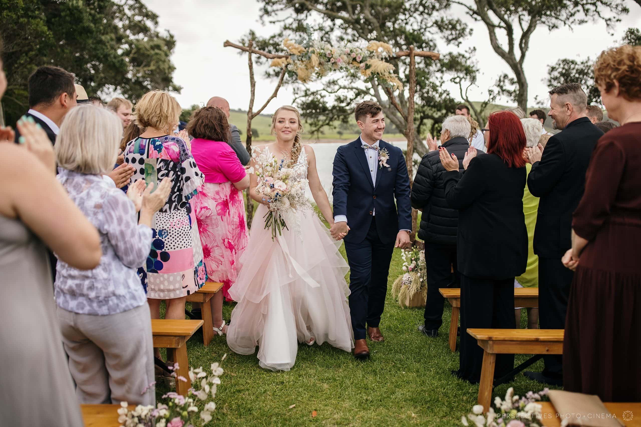 Bayly's Farm wedding northland
