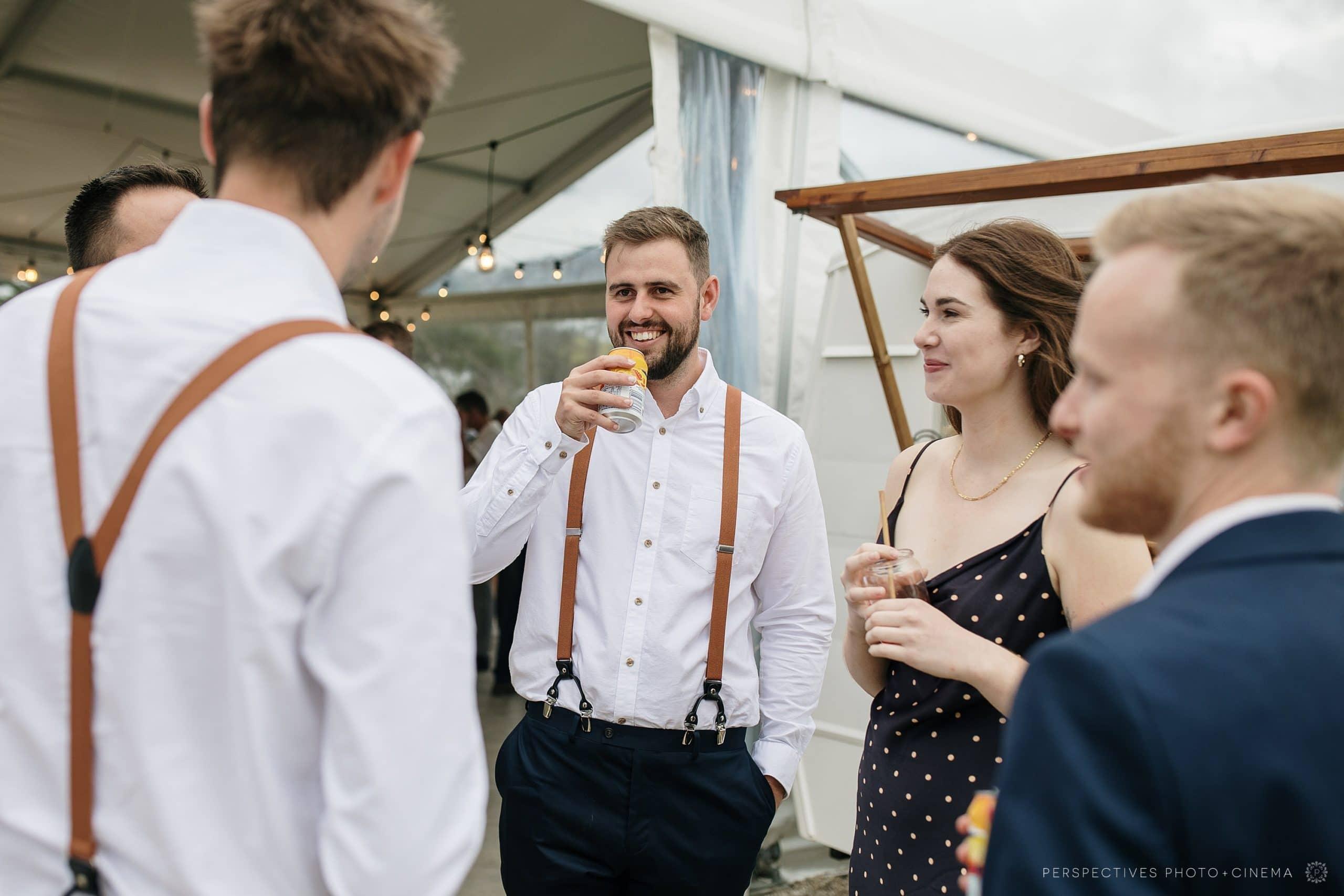 Bayly's Farm wedding photos