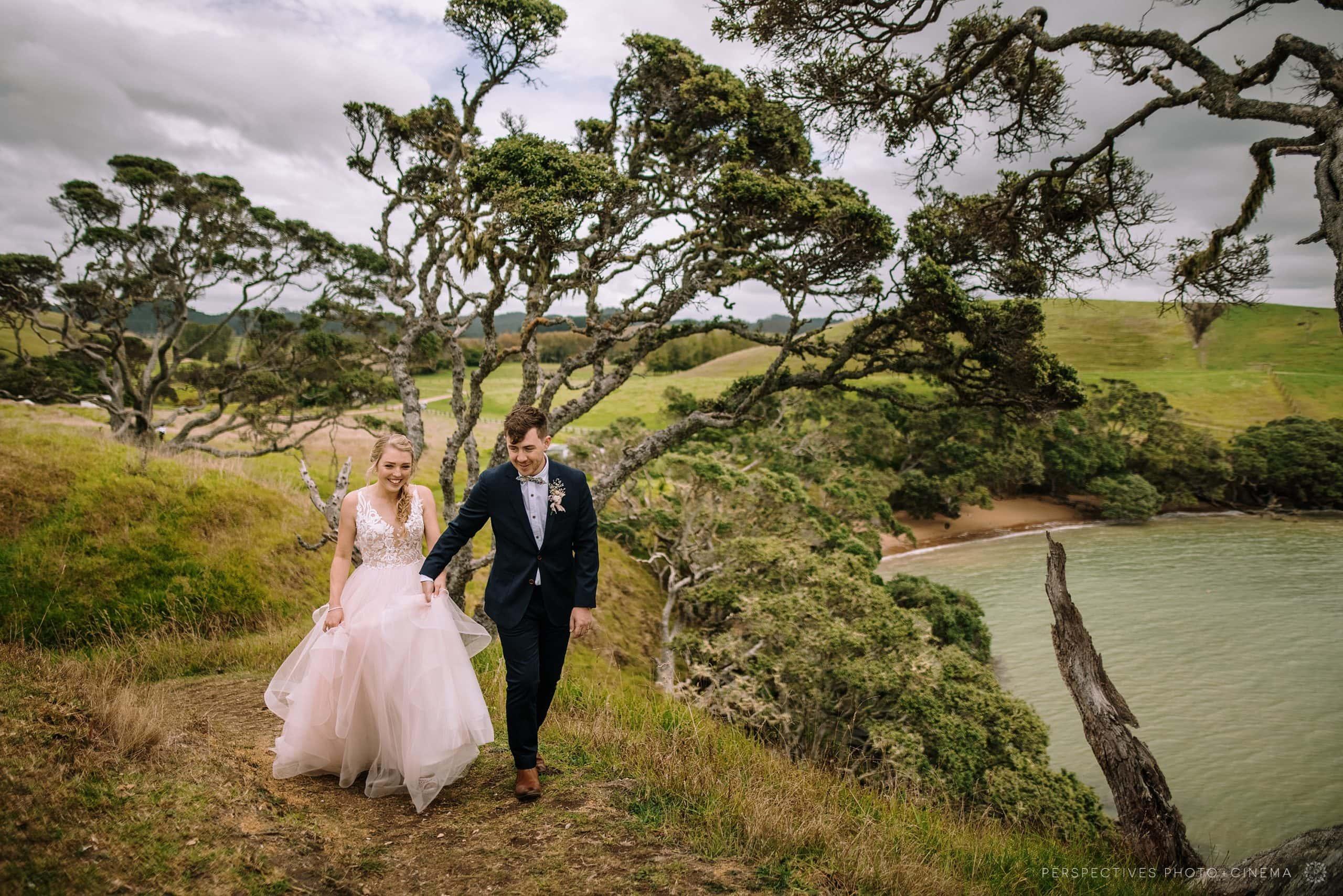 Northland wedding photographer - baylys farm
