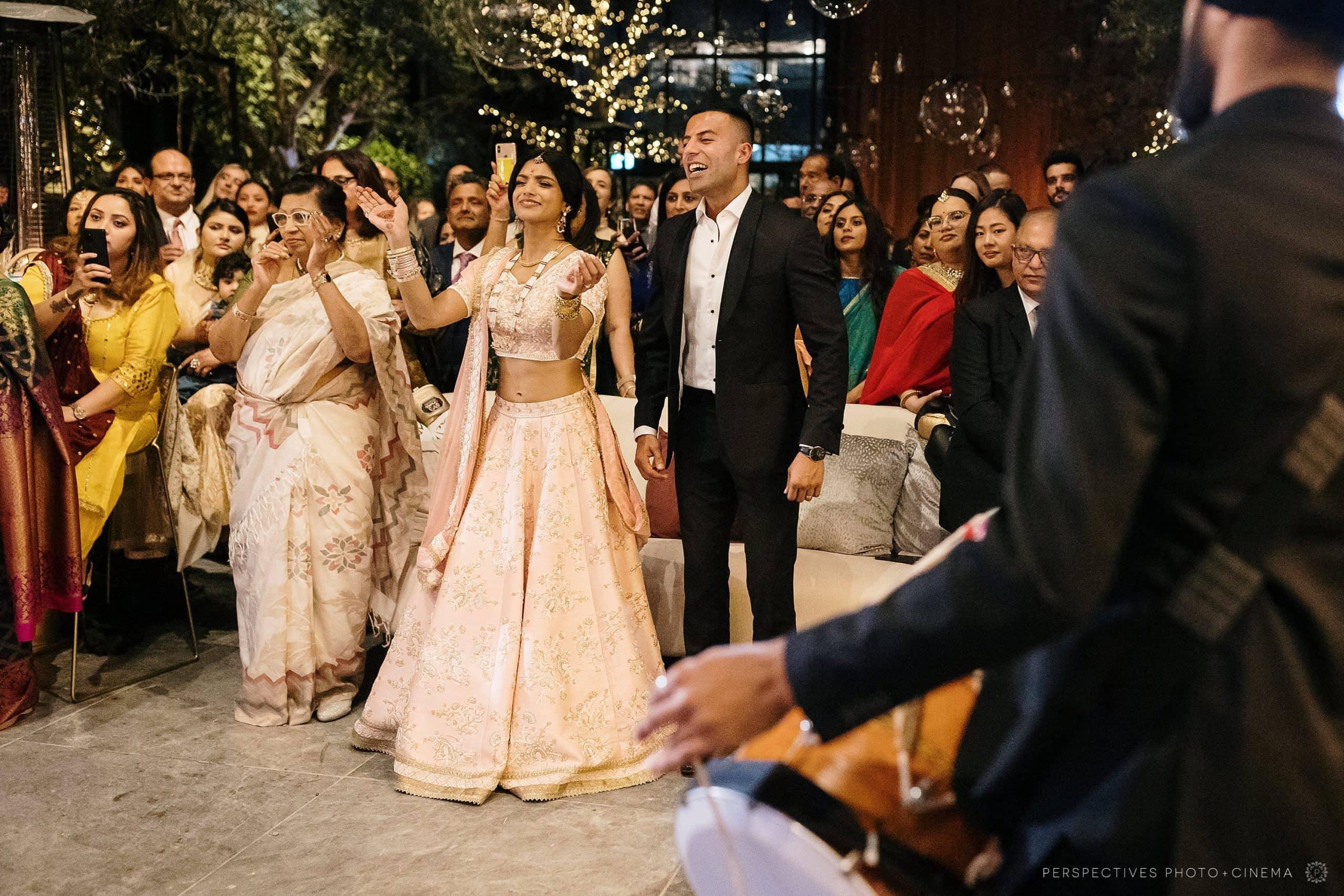 Glasshouse morningside wedding reception