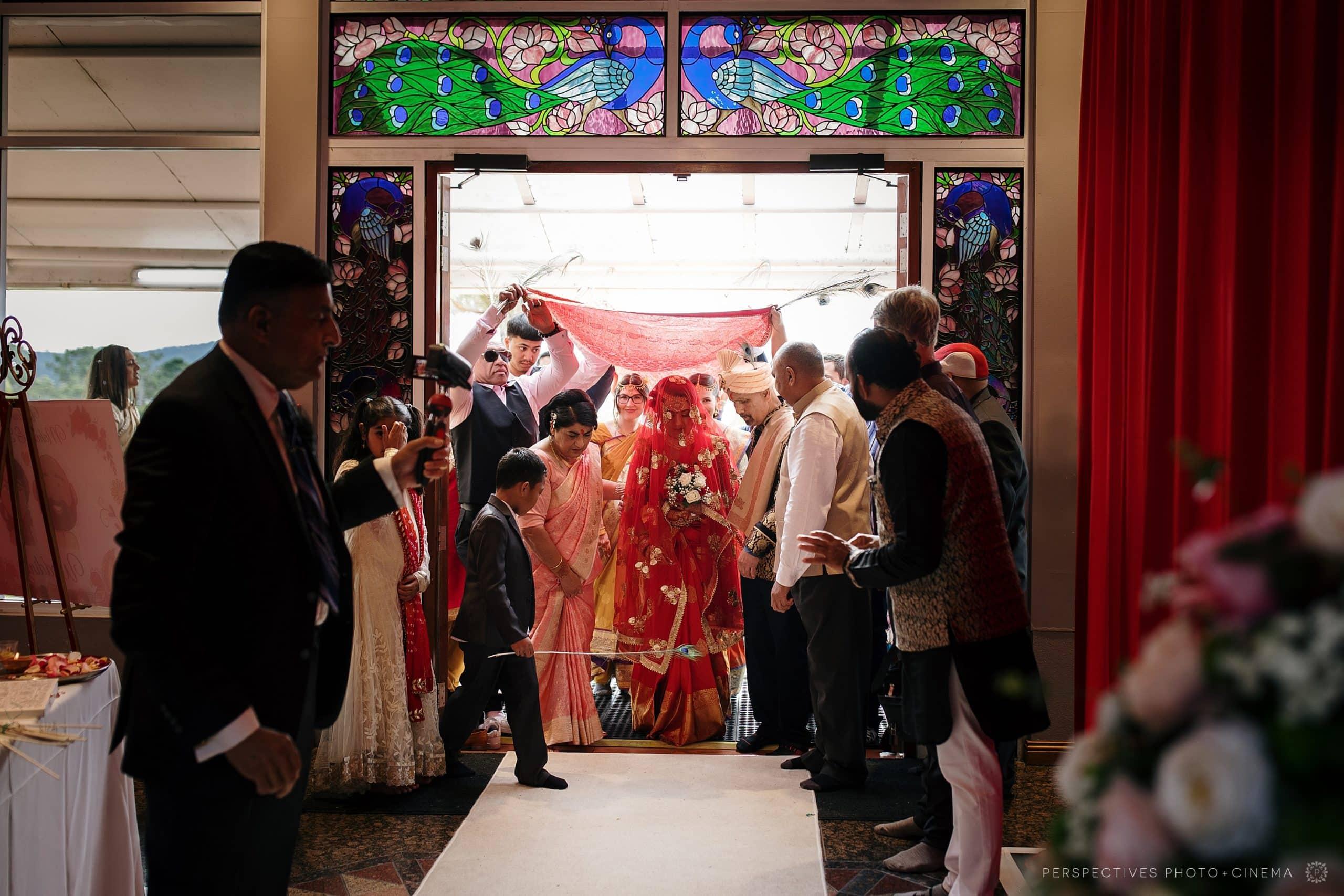 Hare krishna wedding auckland