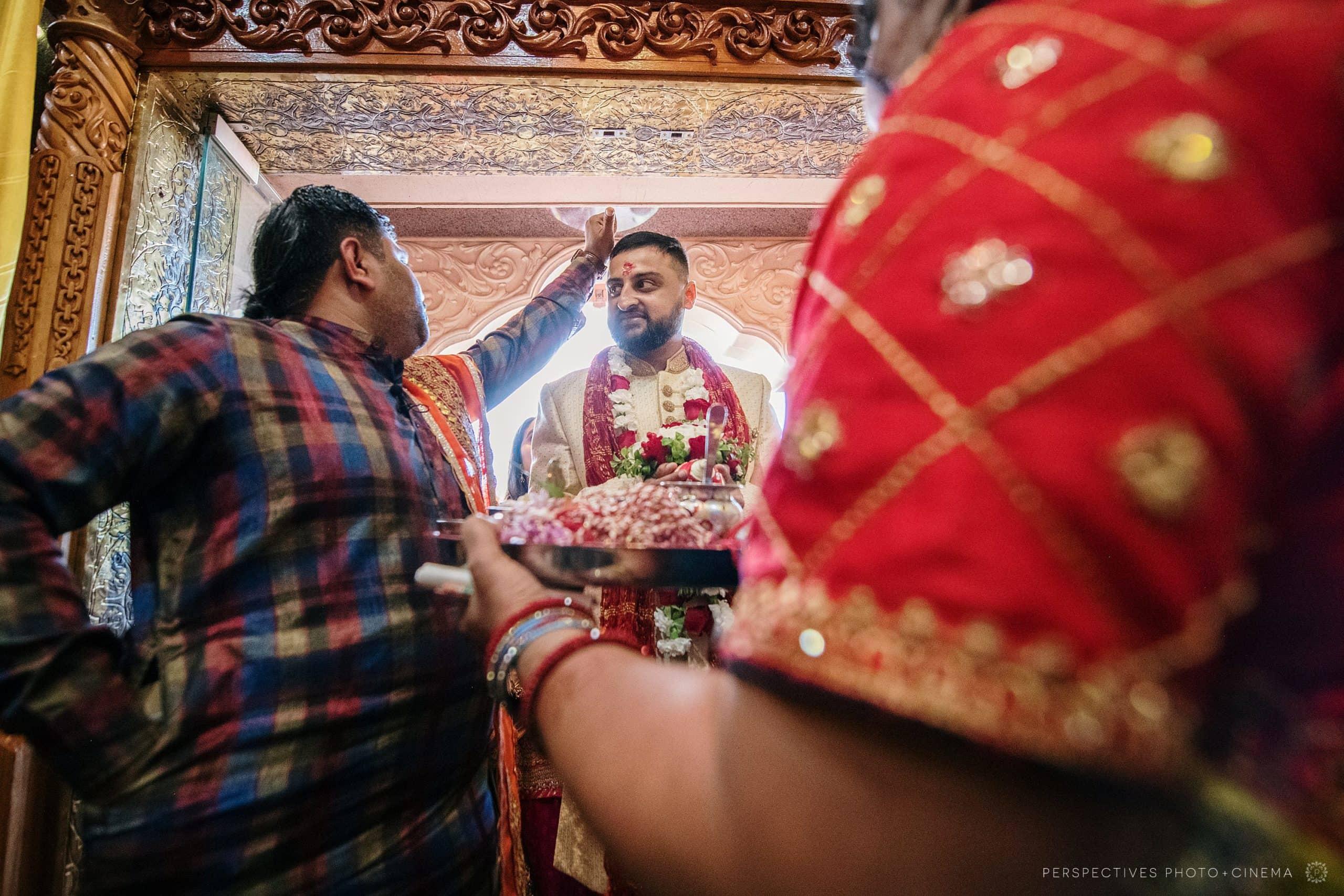 Shree swaminarayan temple auckland