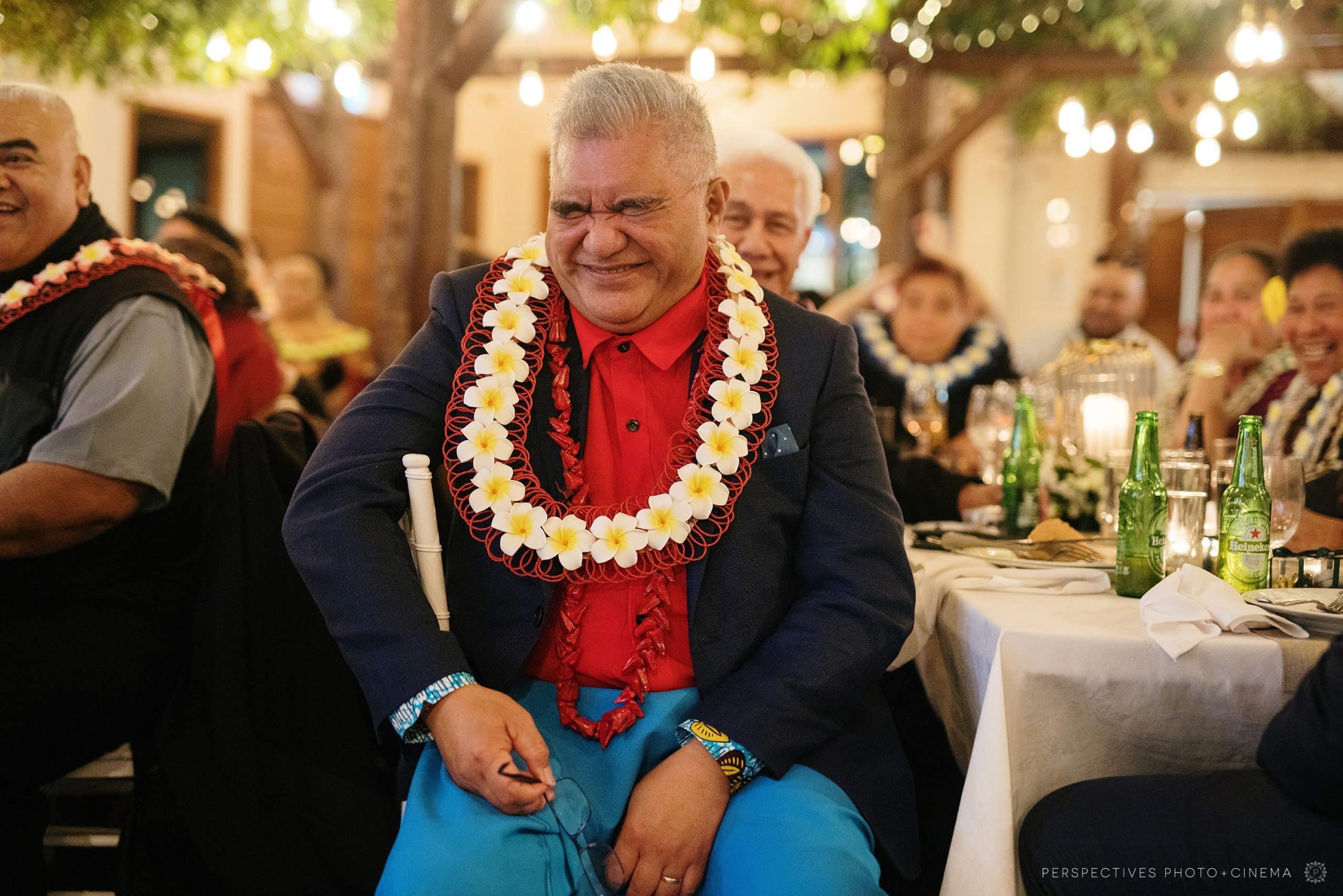 Markovina samoan wedding