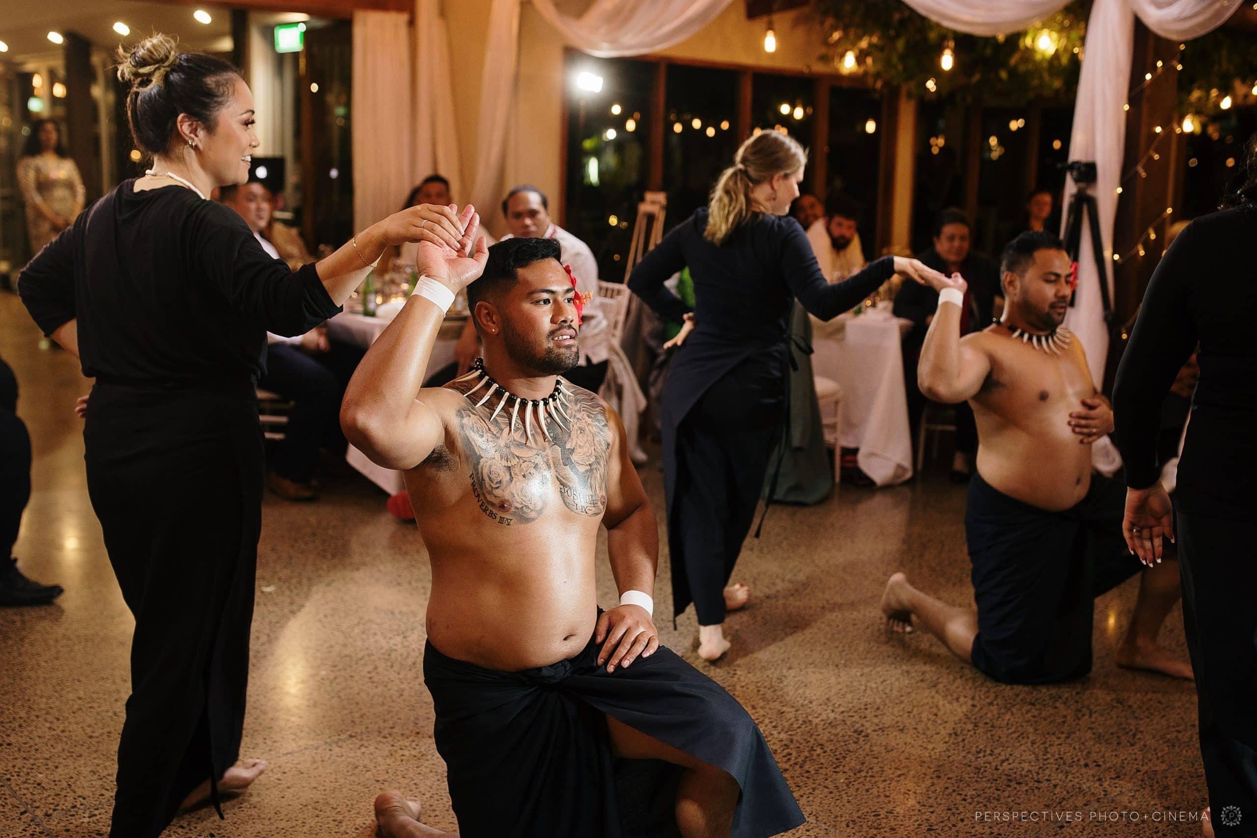 samoan wedding auckland