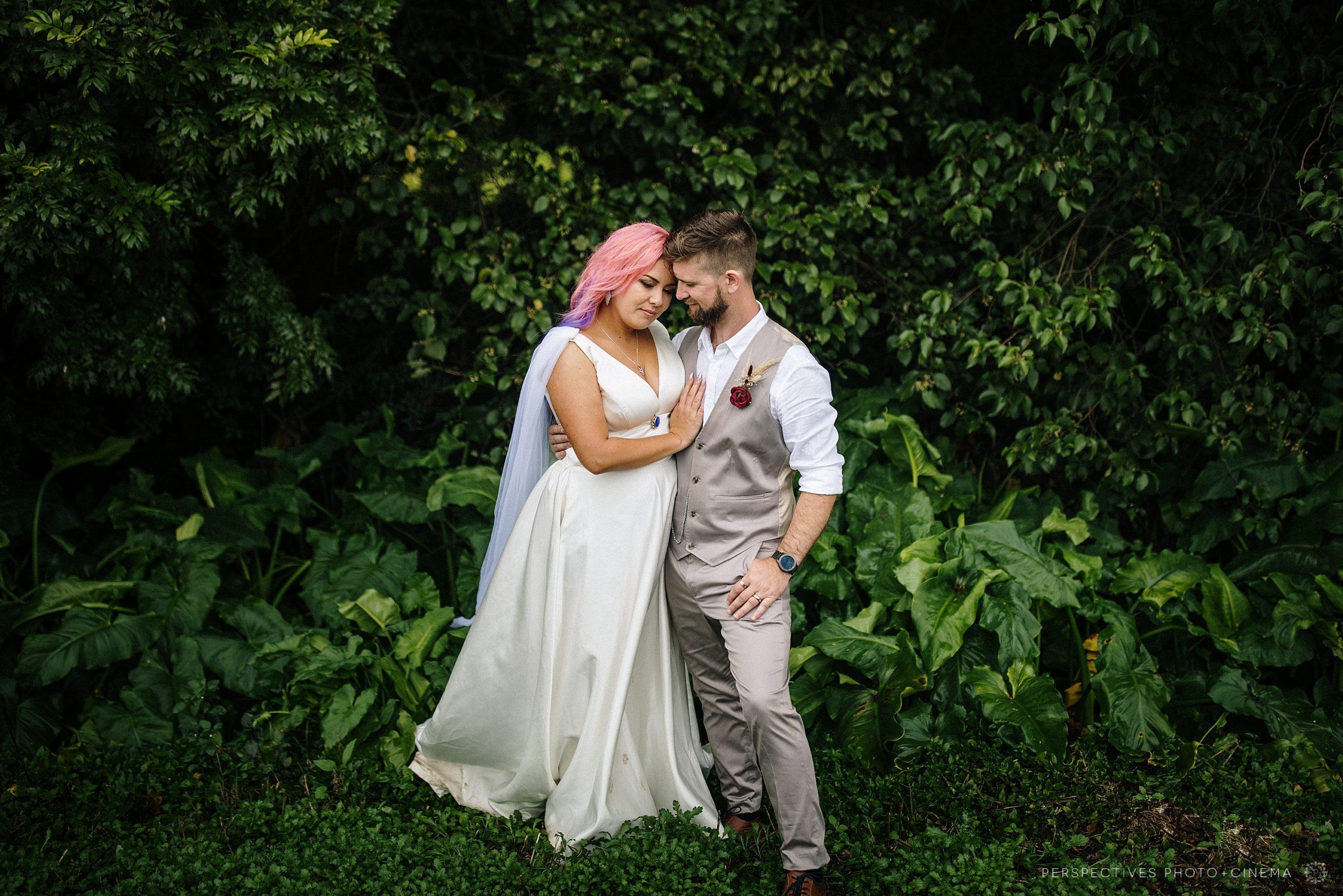 Winsford Gardens wedding